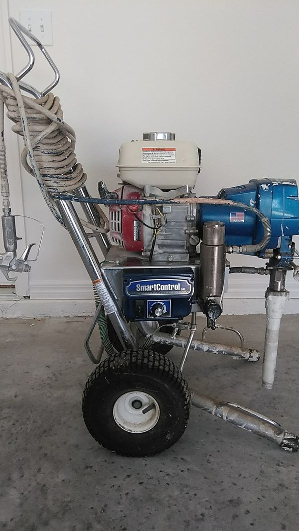 Graco commercial paint sprayer for Sale in Tampa, FL - OfferUp