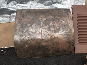 Photo 1932 Ford trunk lid