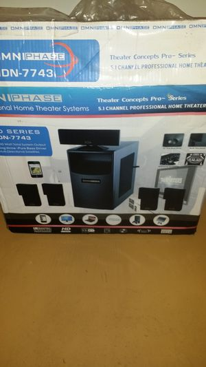 Home theater system for sale for Sale in Tampa, FL