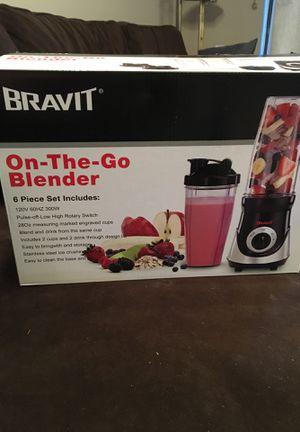 Bravit On the Go Blender Portable for Sale in Falls Church, VA