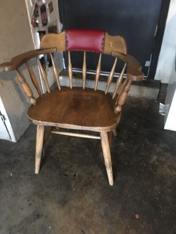 vintage chair. Vintage Chair E