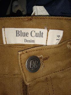 Size 14 blue cult kids denim Thumbnail