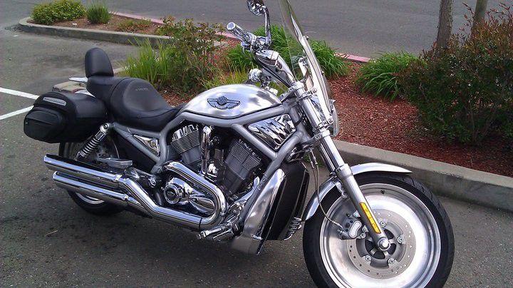 Photo 2003 Harley Davidson 100th Year Anniversary Edition VROD