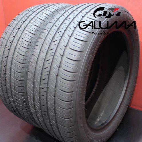 2 TIRES Michelin Primacy MXM4 ZP 225/50r17 225/50/17 2255017 RunFlat 94V #53801