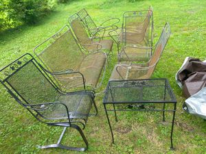 Dogwood Wrought Iron Patio Furniture For In Ooltewah Tn