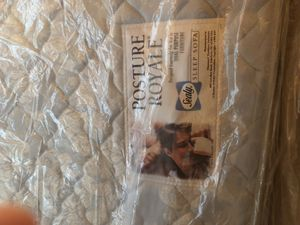Sealy Posture Royale Sleeper Sofa/Pullout Mattress for Sale in Hurt, VA