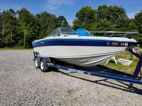 1989 celebrity boat 19ft