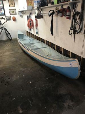 Grumman 17 ft Canoe for Sale in Monroeville, PA - OfferUp