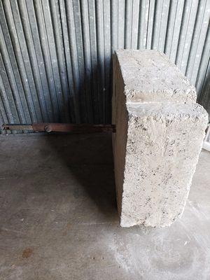 Big concrete slab over 200 pounds for Sale in Plantation, FL
