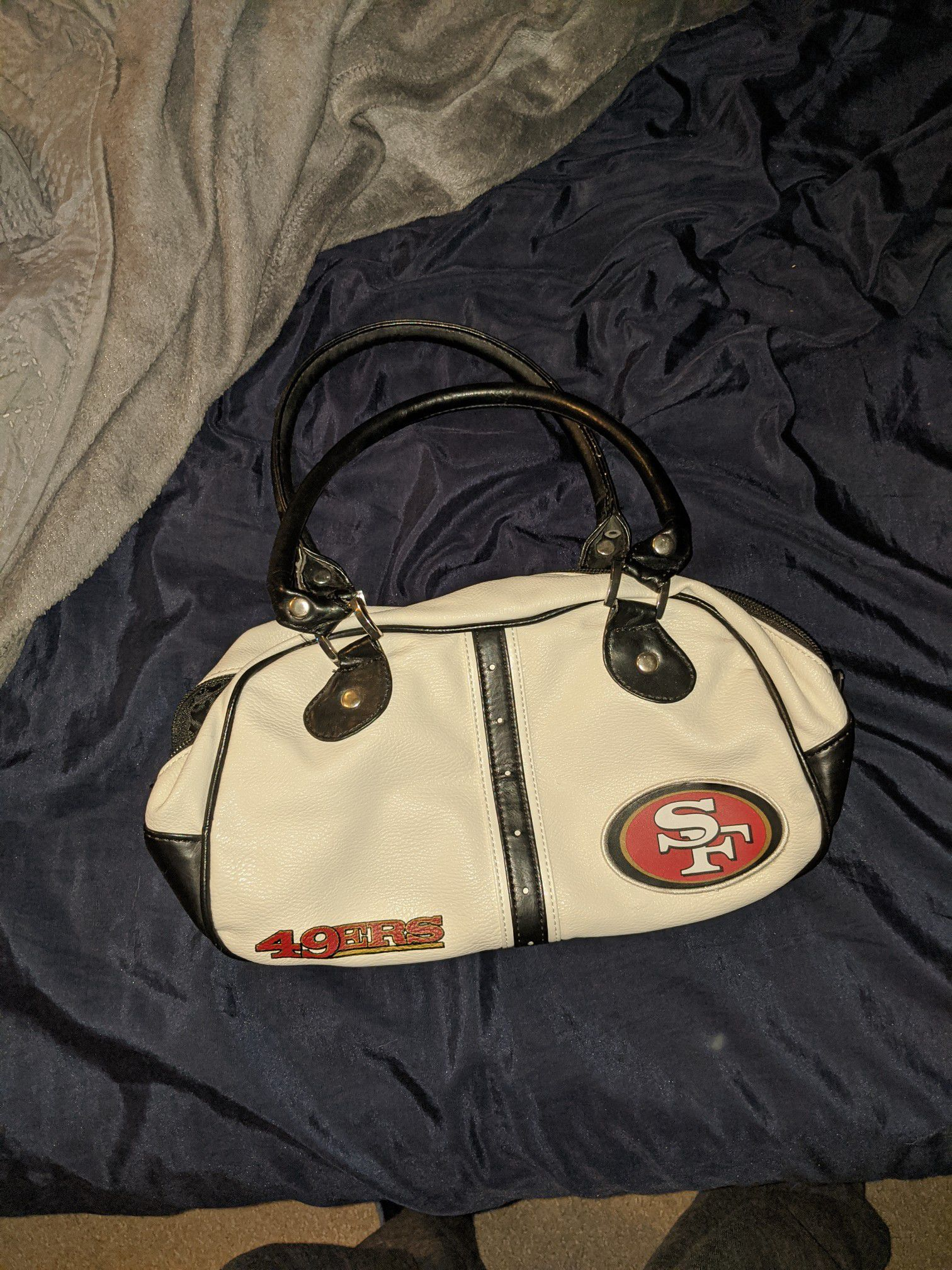 49er purse
