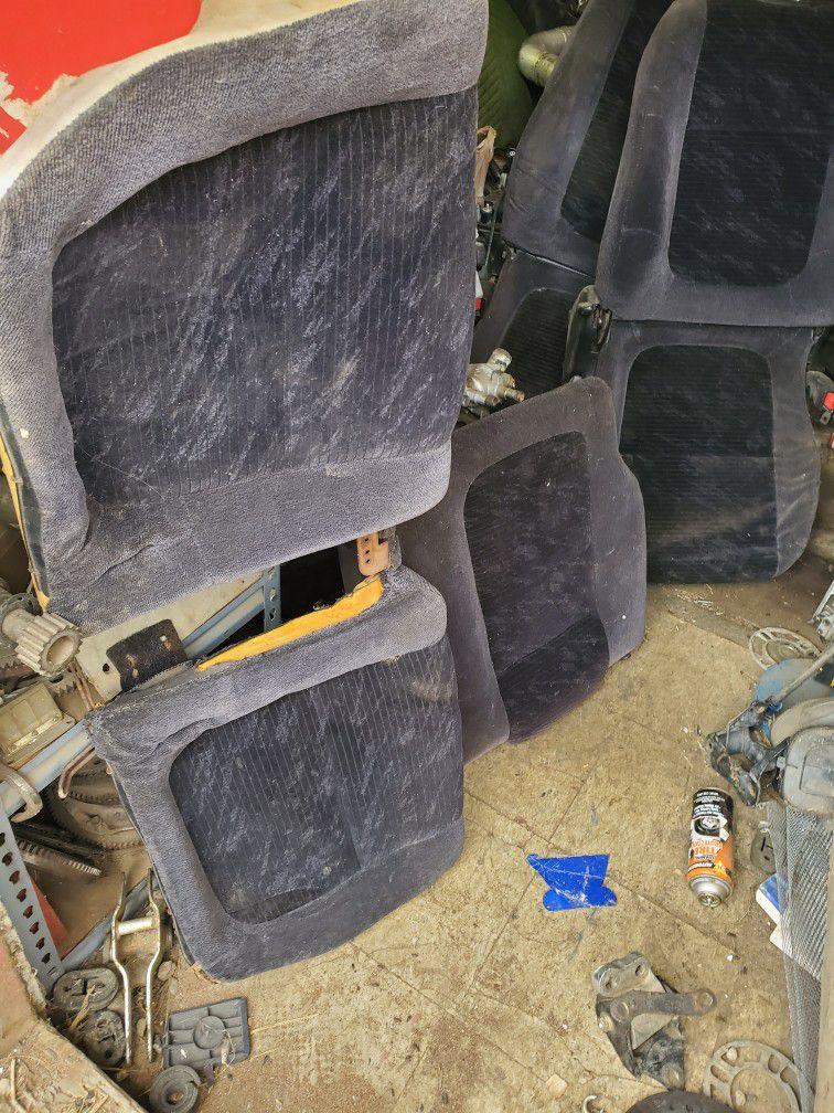 Gsr  Seats