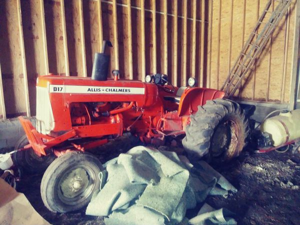 63 allis Chalmers d17 restored for Sale in Miamisburg, OH - OfferUp