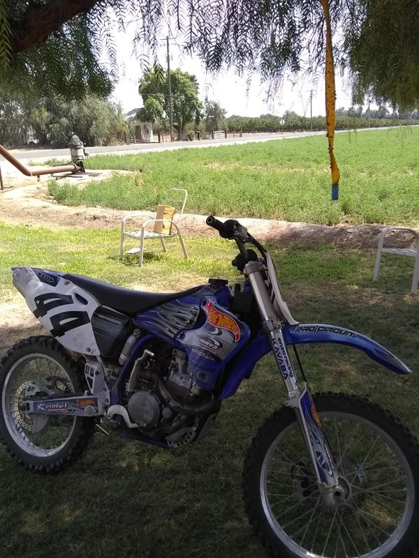 2001 Yamaha 426f for Sale in Lemoore, CA - OfferUp