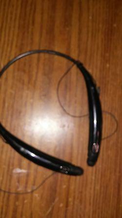 Wireless headphones LG Thumbnail