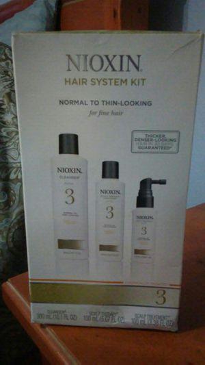 Nioxin kit 3 for Sale in Orlando, FL