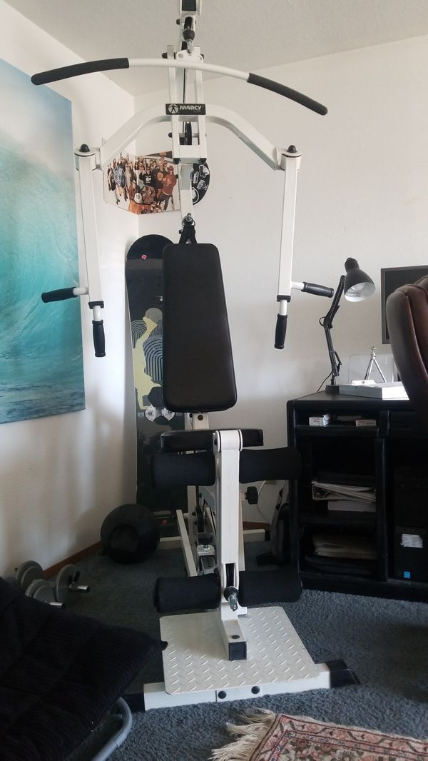 Marcy home gym for sale in vancouver wa offerup