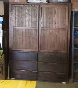 Clothes/TV Cabinet/kitchen storage for Sale in Arlington, VA