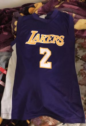 b7ee514268a2 NBA Lakers little kids jersey for Sale in South Gate