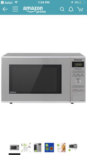 Microwave oven by Panasonic for Sale in Washington, DC