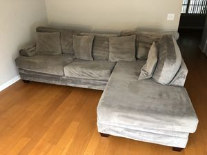 New and Used Sectional couch for Sale in Summerville, SC ...