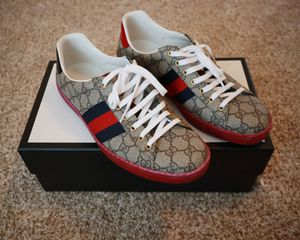 5b77018ad9 Mens Gucci Sneakers Size 9 for Sale in Chino Hills