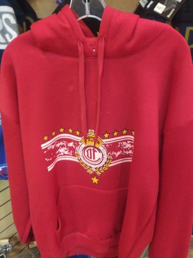 Toluca hoodie