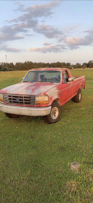 Photo Truck 94 Ford F-150