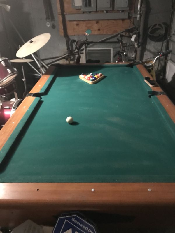 Chicagoan Pool Table For Sale In Queens NY OfferUp - Chicagoan pool table