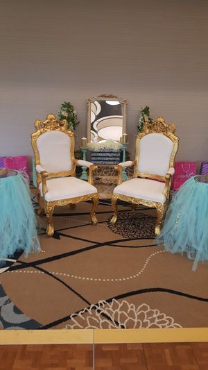 Weddingbaby Shower Rental Throne Chairs For Sale In Queens Ny