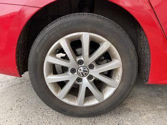 2013 Volkswagen Jetta Sedan Thumbnail