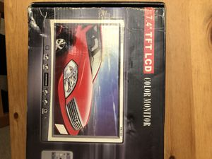 Car color monitor lcd for Sale in Kent, WA