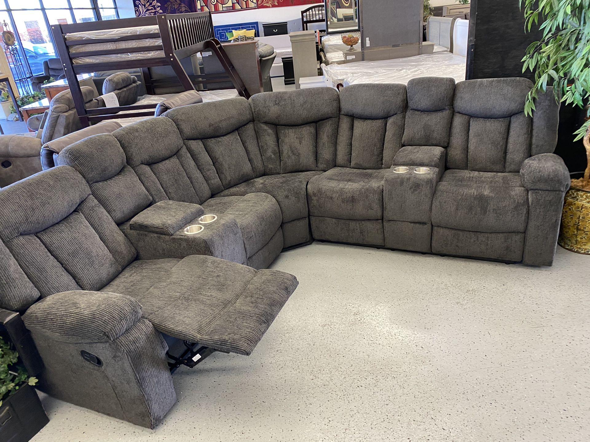 Furniture mattress- sectional