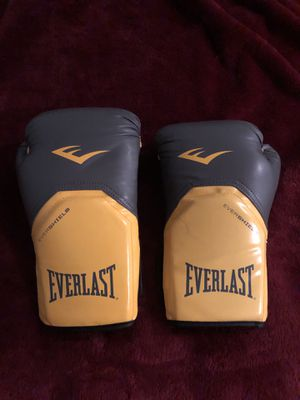 EverLast Boxing Gloves for Sale in Fairfax Station, VA