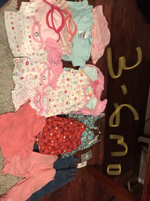 Newborn to 6 months Girl Clothes for Sale in Fairfax, VA
