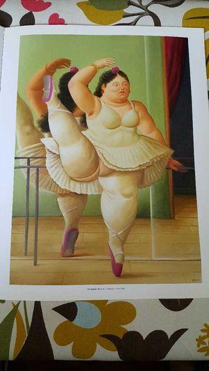 Fernando Botero Book of Arts for Sale in Fairfax, VA