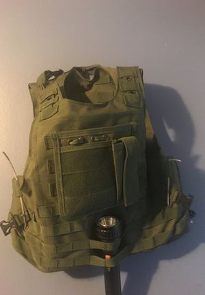 Flak jacket for Sale in Nashville, TN