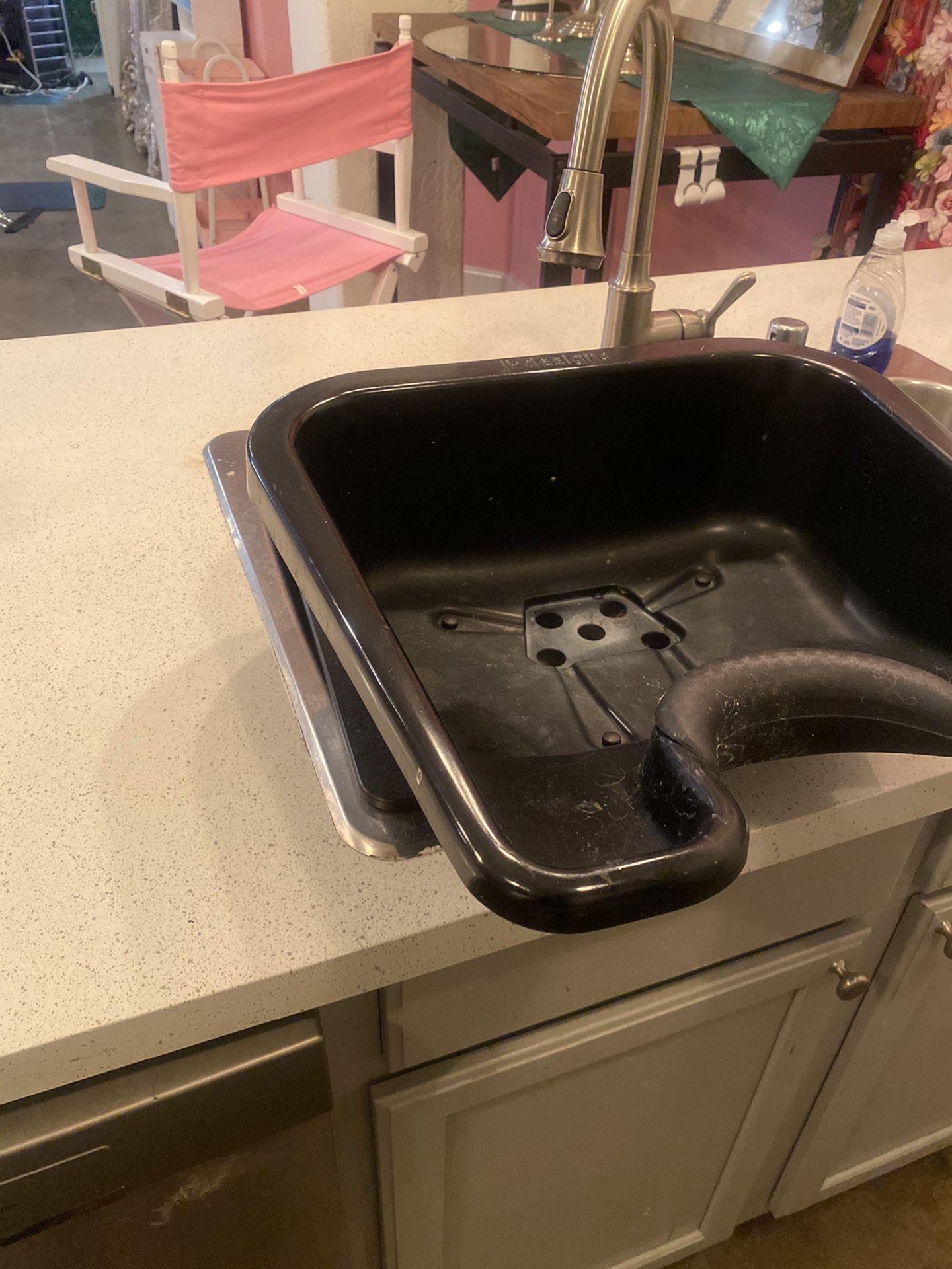 Portable Hair Salon Sink