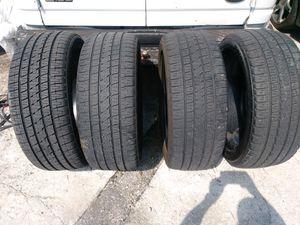 4 Bridgestone 285/45/22 TIRES for Sale in Orlando, FL