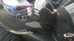 Jordan 5 metallic size 11 for Sale in Richmond, VA
