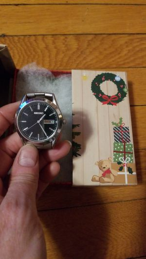 Seiko watch for Sale in Bunker Hill, WV