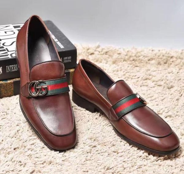 fe15c31c0db Gucci Men s Leather Fringe Horsebit Loafers for Sale in Edgewater ...