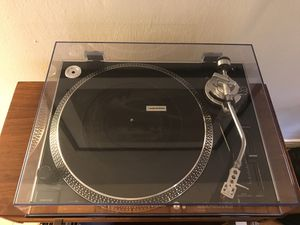 Audio Technica Professional Direct Drive Turntable (with Ortofon Red 2m cartridge) for Sale in Washington, DC