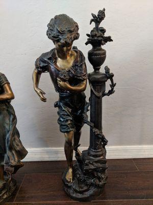 Bronze statue for Sale in Phoenix, AZ