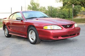 1998 FORD MUSTANG V6 - C.L.E.A.N w Low Miles!! for Sale in Chevy Chase, MD