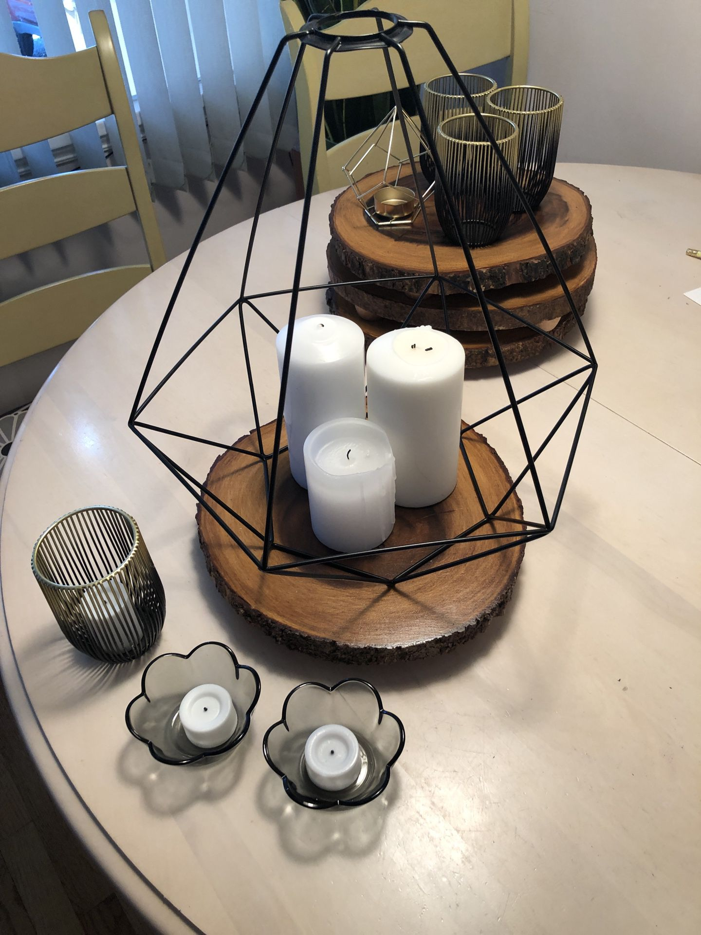 Table Decorations For Wedding Or Event
