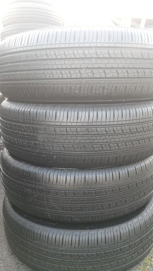 Four good set of tires for sale 225/65/17 for Sale in Washington, DC