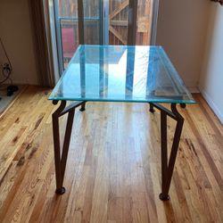 Glass Table 3ft X 5ft Thumbnail