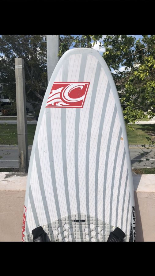 Kite surf board Special made for long distance racing
