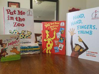 Books - Dr. Seuss (Good Condition) Thumbnail