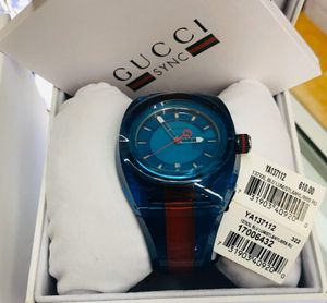 Photo Unisex Gucci watch with original box and tags